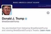 Got blocked by @realDonaldTrump? Betting Odds Show Two Can Play That Game